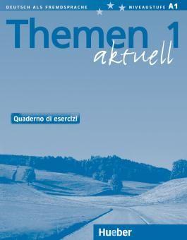 Themen aktuell 1 - dreibändige Ausgabe. Deutsch als Fremdsprache - Niveaustufe A1 / Themen aktuell 1