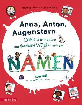 Anna, Anton, Augenstern