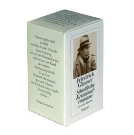 Die Kriminalromane in sechs Bänden in Kassette