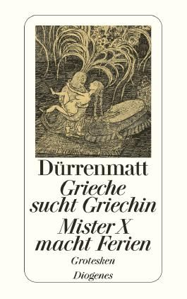 Grieche sucht Griechin / Mr. X macht Ferien / Nachrichten über den Stand des Ze