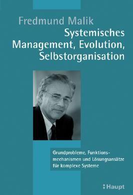 Systemisches Management, Evolution, Selbstorganisation
