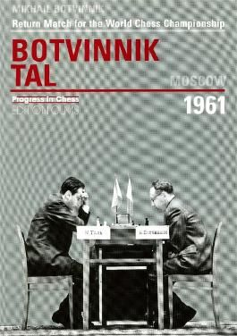 Return Match for the World Chess Championship Botvinnik - David Bronstein, Moscow 1961