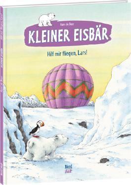 Kleiner Eisbär - Hilf mir fliegen, Lars!