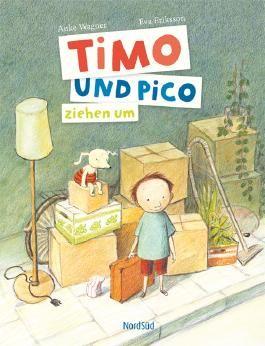 Timo und Pico ziehen um