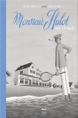 Monsieur Hulot am Strand