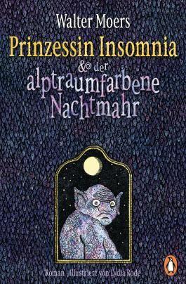 Prinzessin Insomnia & der alptraumfarbene Nachtmahr