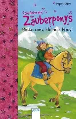 Rette uns, kleines Pony!