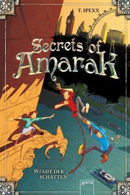 Secrets of Amarak: Stadt der Schatten