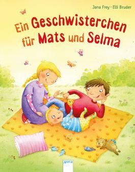 Ein Geschwisterchen für Mats und Selma