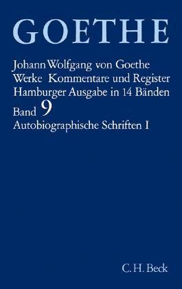 Autobiographische Schriften. Tl.1
