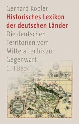 Historisches Lexikon der deutschen Länder