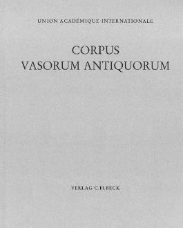 Corpus Vasorum Antiquorum Deutschland / Corpus Vasorum Antiquorum Deutschland Bd. 102: Berlin Band 17