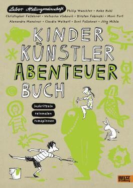 Kinder Künstler Abenteuerbuch