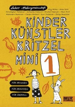 Kinder Künstler Kritzelmini 1