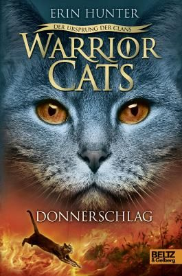 Warrior Cats - Der Ursprung der Clans: Donnerschlag