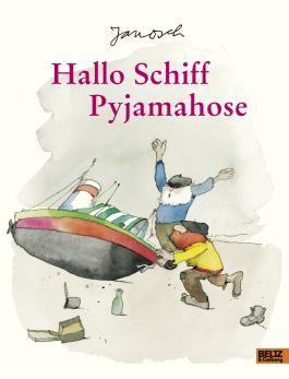 Hallo Schiff Pyjamahose