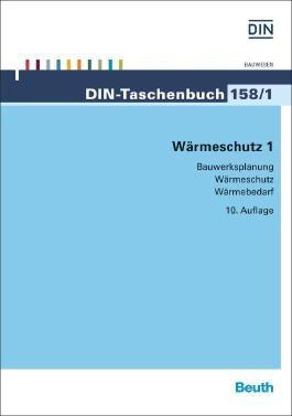 Wärmeschutz. Bd.1