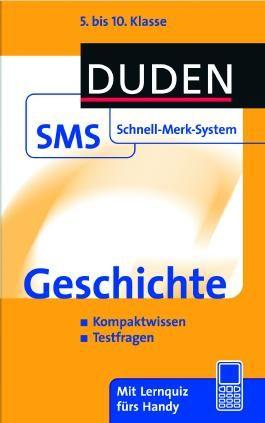 SMS Geschichte 5.-10. Klasse