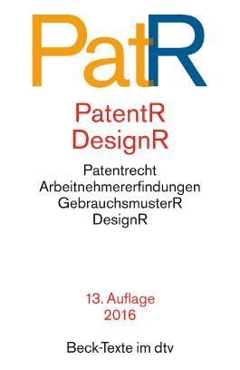 Patent- und Musterrecht