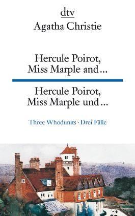 Hercule Poirot, Miss Marple and ... Hercule Poirot, Miss Marple und ...
