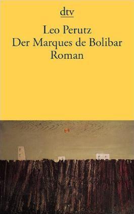 Der Marques de Bolibar