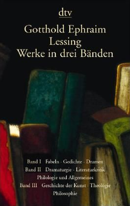Werke, 3 Bde.
