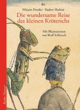 Die wundersame Reise des kleinen Kröterichs