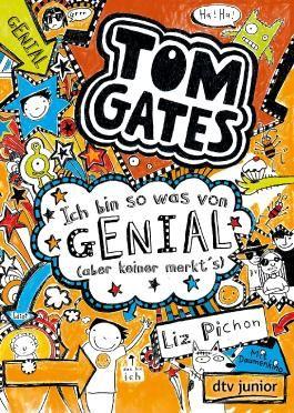 Tom Gates, Bd. 4: Ich bin so was von genial (aber keiner merkt's)