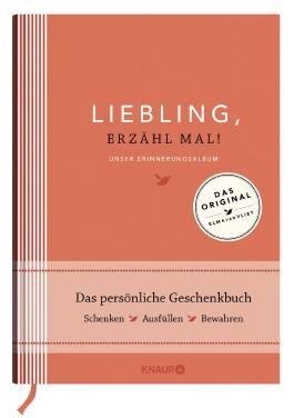 Liebling, erzähl mal! | Elma van Vliet
