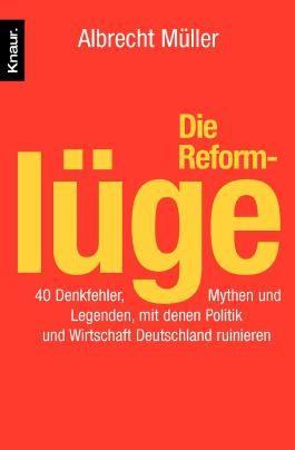 Die Reformlüge