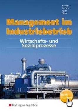 Management im Industriebetrieb