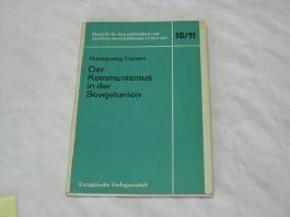 Der Kommunismus in der Sowjetunion