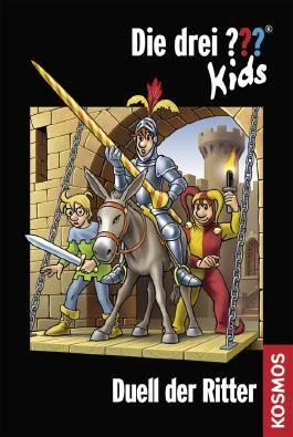 Die drei ??? Kids, 43, Duell der Ritter