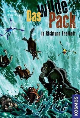 Das wilde Pack in Richtung Freiheit