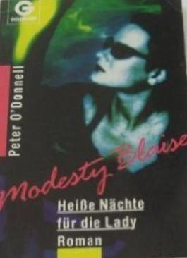 Modesty Blaise - Heiße Nächte für die Lady