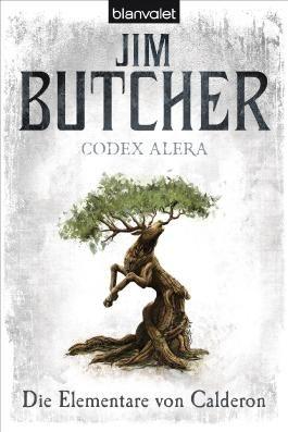 Codex Alera 1 - Die Elementare von Calderon