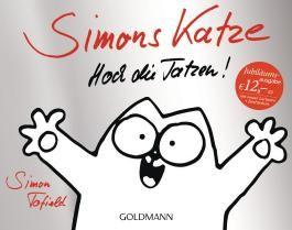 Simons Katze – Hoch die Tatzen!