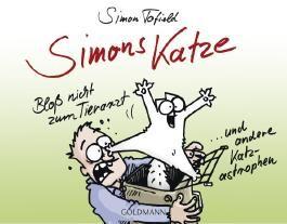 Simons Katze - Bloß nicht zum Tierarzt