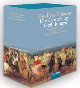 Die Canterbury-Erzählungen. The Canterbury Tales