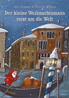 Der kleine Weihnachtsmann reist um die Welt (Miniausgabe)