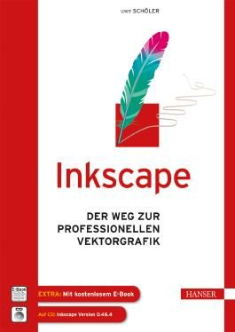 Inkscape, m. DVD-ROM