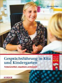 Gesprächsführung in Kita und Kindergarten