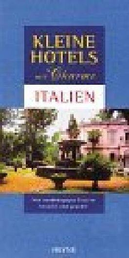 Kleine Hotels mit Charme, Italien