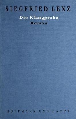 Werkausgabe in Einzelbänden / Die Klangprobe