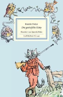 Die Geschichte der gestiefelten Kitty