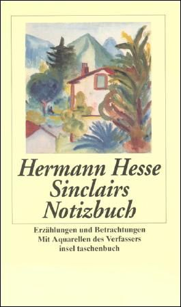 Sinclairs Notizbuch