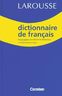 Larousse - Dictionnaire de français