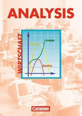 Analysis. Wirtschaft / Schülerbuch