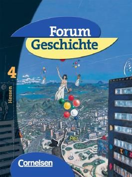 Forum Geschichte - Gymnasium Hessen - Bisherige Ausgabe / Band 4 - Vom Ende des Ersten Weltkriegs bis zur Gegenwart