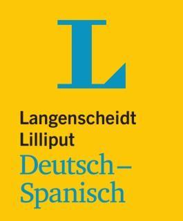 Langenscheidt Lilliput Spanisch